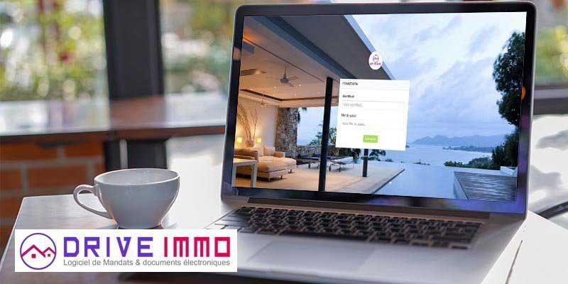 Drive Immo, un logiciel pour digitaliser votre agence immobilière