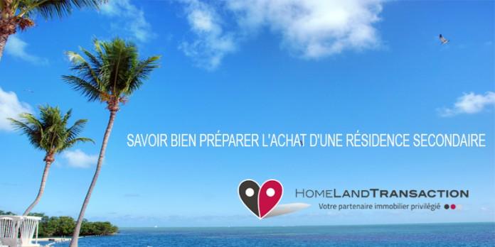 Emilie Viala Home Land Transaction: préparer l'achat d'une résidence secondaire