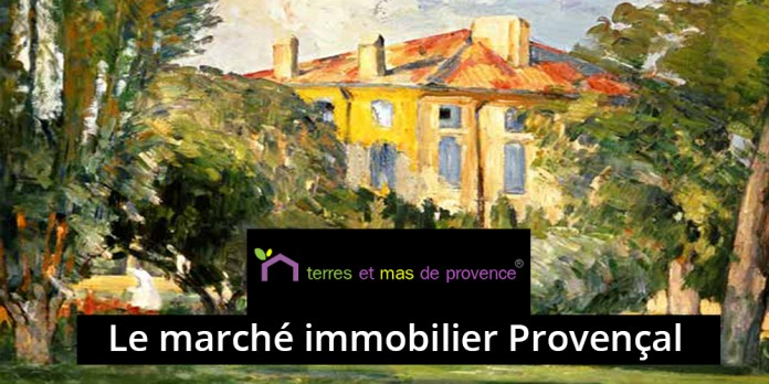 Le marché immobilier Provençal